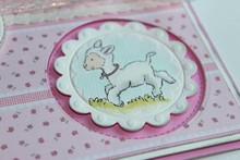 Joy!Crafts und JM Creation Transparent stamps: Baby