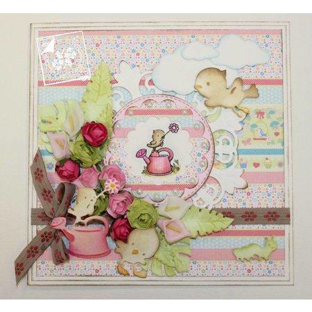Joy!Crafts und JM Creation Transparent stamps: Baby