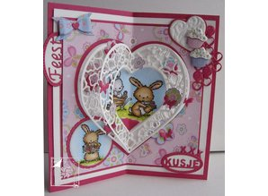 Joy!Crafts und JM Creation Transparante stempel: Baby
