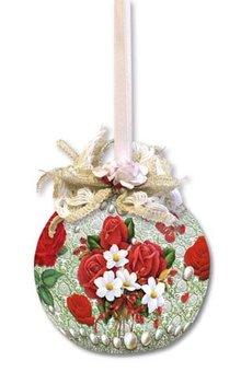 Schrumpfbanderolen für Vasen und Töpfe, 12 cm