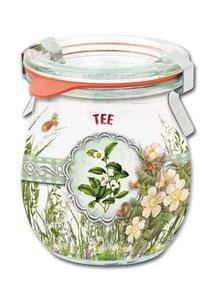 Shrink bands for teas, 8.5 cm
