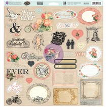 Chipboard, over 30 parts