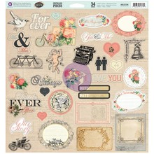 Prima Marketing und Petaloo Chipboard, over 30 parts