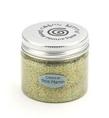 Schablonen und Zubehör für verschiedene Techniken / Templates Cosmic Shimmer-Sparkle Texture Paste, New Gold