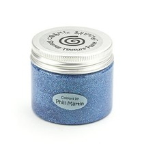 Cosmic Shimmer-Sparkle Texture Paste, Graceful Blue