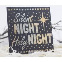 sjablonen universale, Silent Night