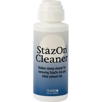 Stazon Cleaner, für ist der ideale Reiniger für das Säubern von Gummistempeln.
