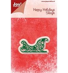 Joy!Crafts Taglio & Embossing: Sleigh