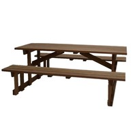 Picknicktafel Favinha 200x75 cm 3-planks zitting