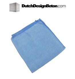 King Microvezel doek Blauw (los)