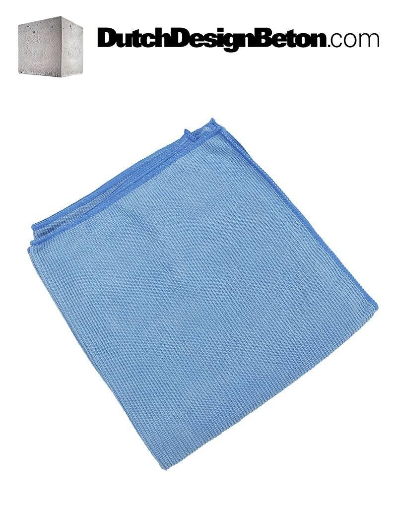 King Microfiber cloth -Blue