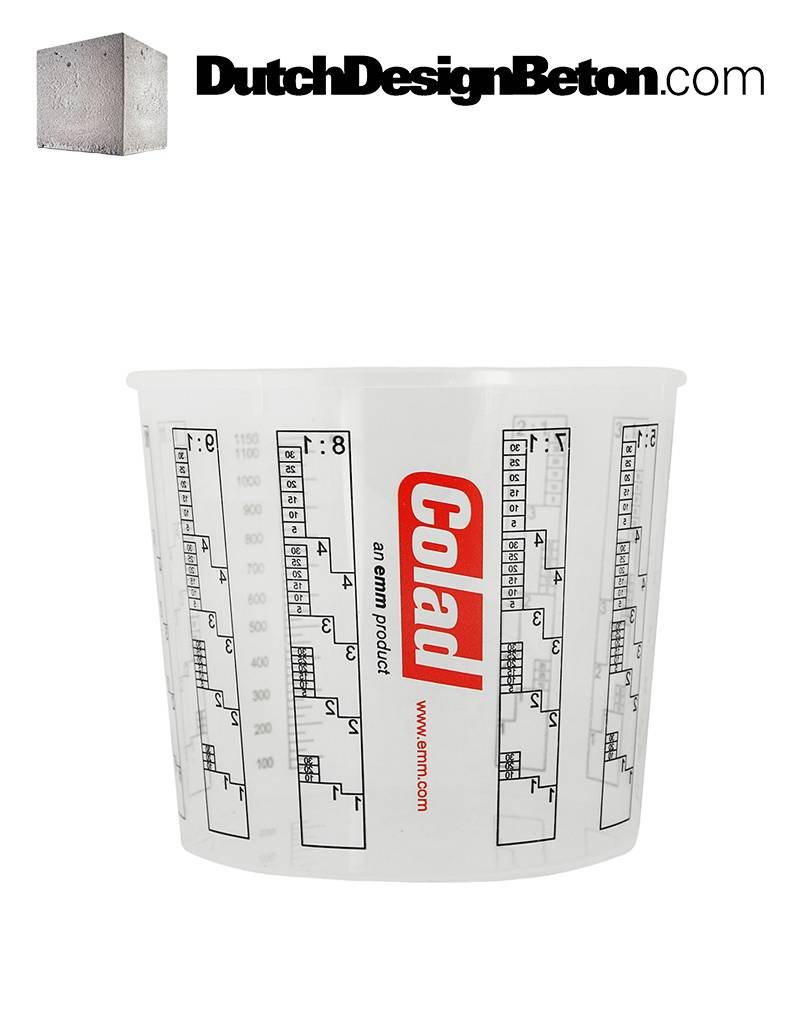 CRTE Maatbeker 1 liter