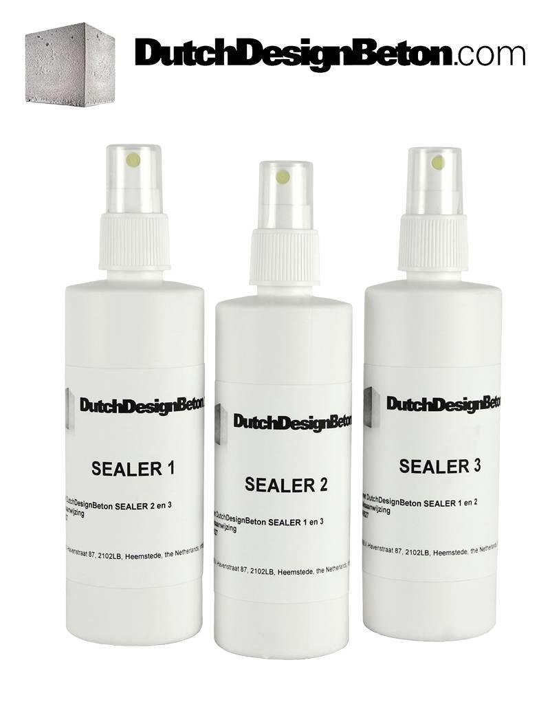 CRTE Complete set met Sealer 1,2 en 3