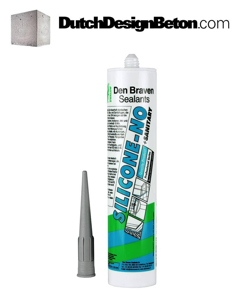 DutchDesignBeton.com Silicone Caulk Grey