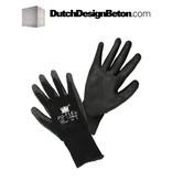 DutchDesignBeton.com PU -FLEX Protective Glove