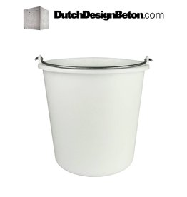 DutchDesignBeton.com White Bucket