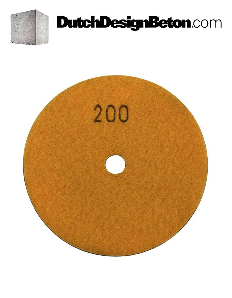 CRTE Vorteilspaket CRTE Diamant-Polierpads 100, 200 und 400