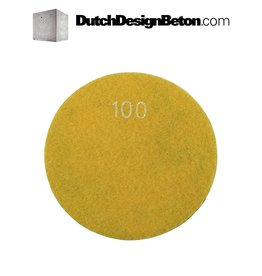 CRTE CRTE grit 100 (coarse) Diamond polishing pad