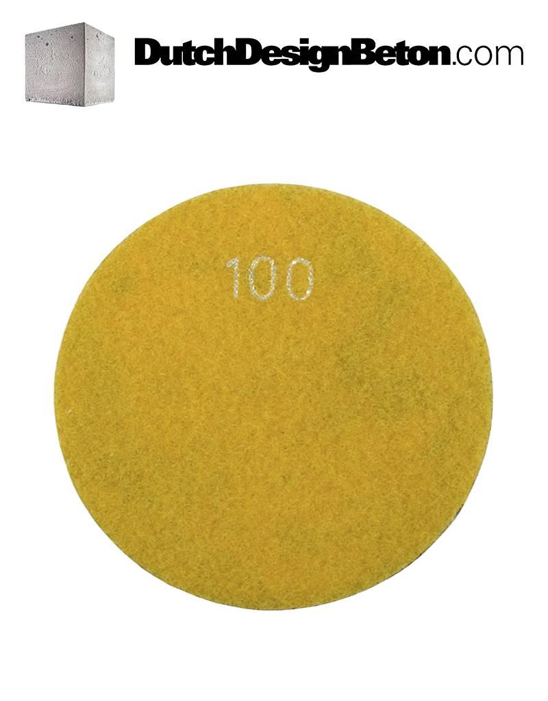 CRTE CRTE Diamant schuurschijf korrel 100 voor machine (grof)