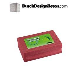 CRTE CRTE Voordeelpakket Diamant Schuurblokken