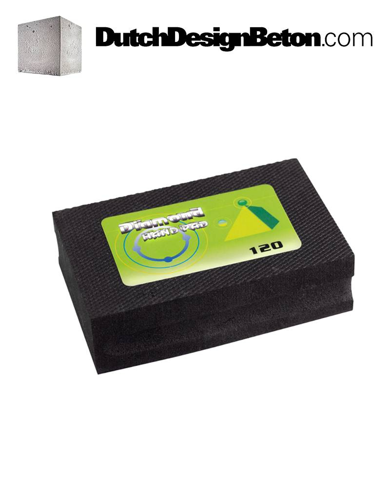 CRTE CRTE Combo Pack Diamond hand polishing pads (100,200 & 400 grit)
