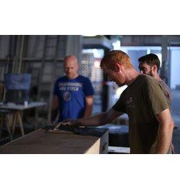 "Buddy Rhodes Kurs ""Advanced Concrete Design and Mold Making"" – 2,3 und 4 Mai"