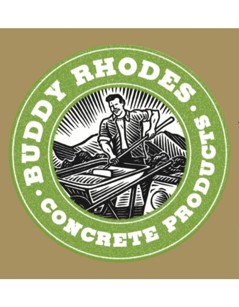 "Buddy Rhodes ""Introduction to Design Concrete"" & ""Advanced Concrete Design and Moldmaking"""