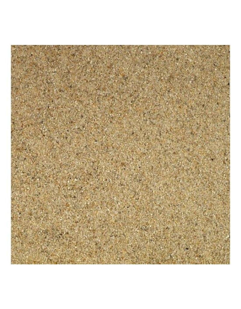 Beige Round Quartz Sand 0,3-0,8mm-25 kgs