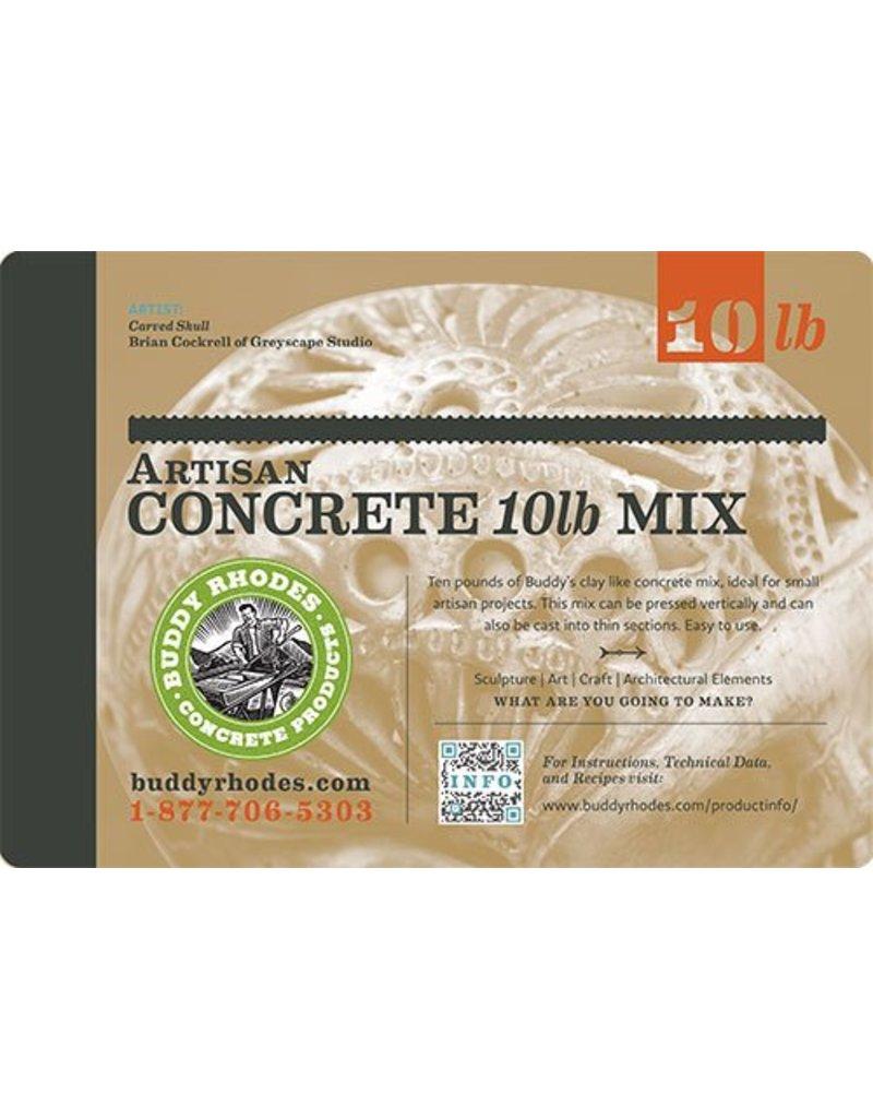 Buddy Rhodes Artisan Concrete 10lb