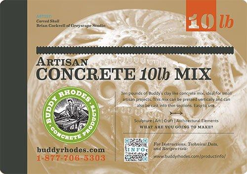 Buddy Rhodes Artistiek beton 4,5 kg