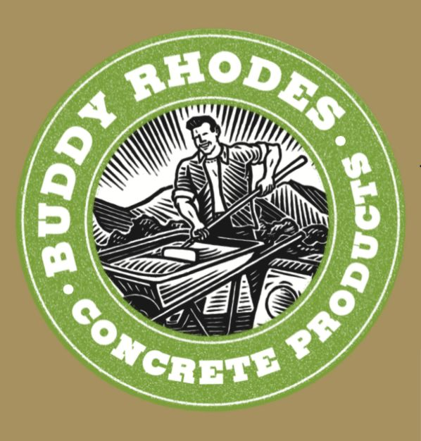 """Buddy Rhodes """"Everyday use of Design Concrete"""""""