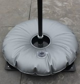 Bodenplatte mit Wassersack