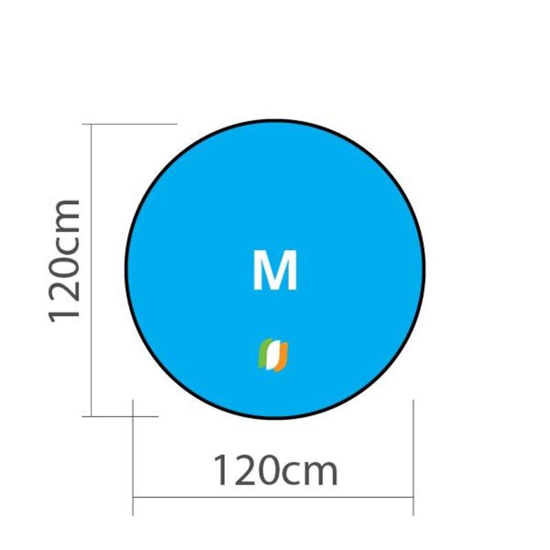 """Beach banner Round - M - 120x120cm (47"""" x 47"""")"""