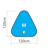 Beach banner Triangle - M