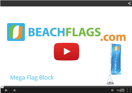 Mega Flag Block