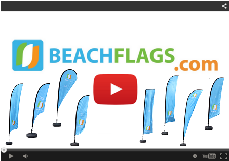 Beach flag models Playlist