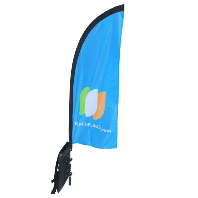 Backpack banner Feather