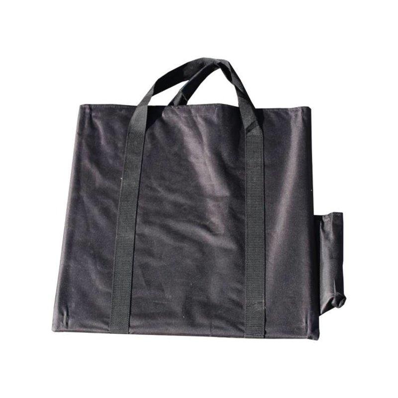 Metalfod,tung, sort med vattenväska sort