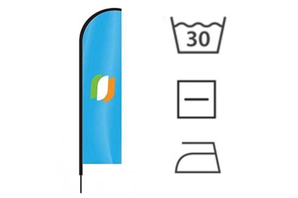 Beachflag onderhouden: tips om je beachflag mooi te houden