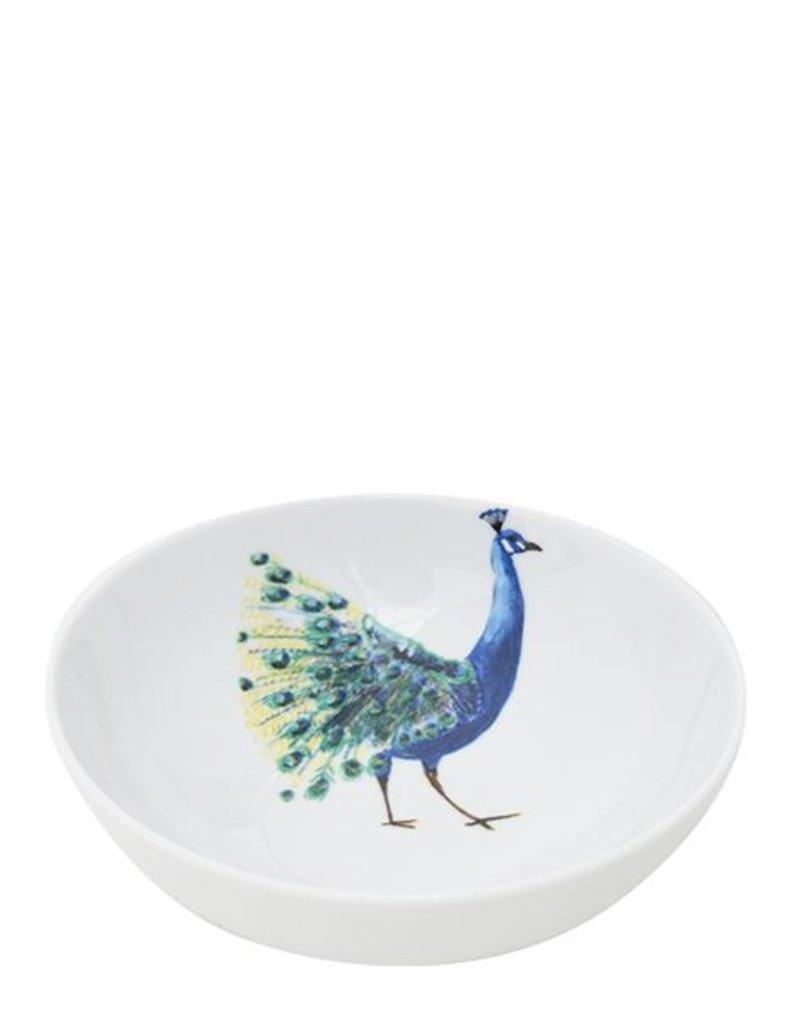 Kom 18 cm Peacock Head Catchii