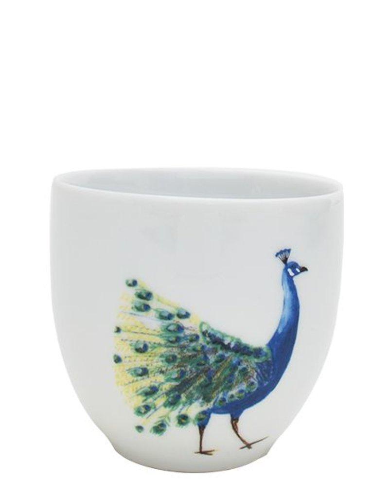 Koffiekopje Peacock Head Catchii