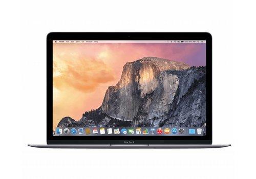 Apple Macbook 12 Inch Retina 256GB Zwart