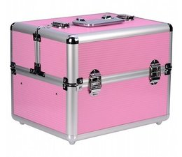 Koffer Pink