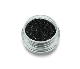 Glitterpoeder 3 gr Zwart