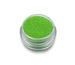 Glitterpoeder 3 gr Fluor Groen