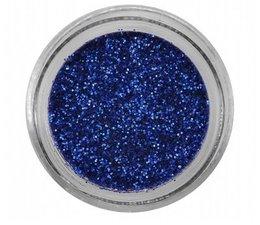 Glitterpoeder 3 gr Donker Blauw