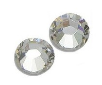 Strass steentjes rond Crystal