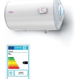 Tesy Horizontale elektrische boiler 80 liter