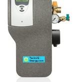 TechniQ-Energy 500L hygiëne zonneboiler set (60HP) met (vloer)verwarming- en tapwaterondersteuning
