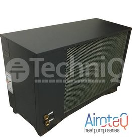 TechniQ-Energy AiroteQ 6 / 9 / 14 kW warmtepomp